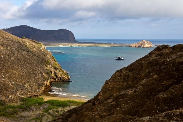Punta Pitt, Isla San Christobal, Galapagos Islands, Ecuador.