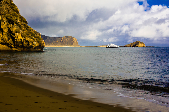 Punta Pitt, Isla San Christobal, Galapagos Islands, Ecuador.