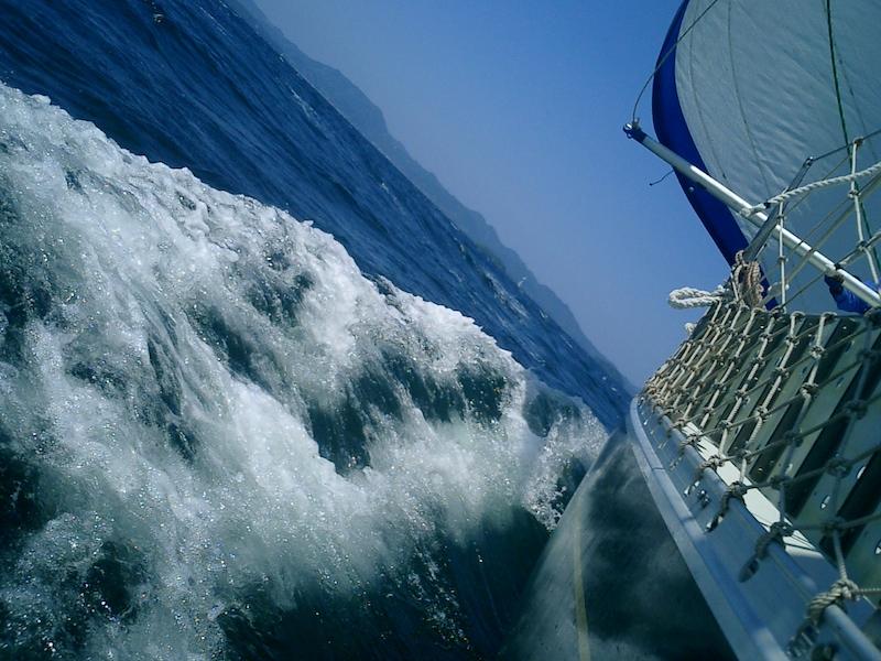 Tips To Avoid Seasickness On A Small Boat - Ecoventura